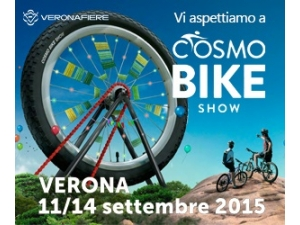 COSMOBIKE SHOW 2015