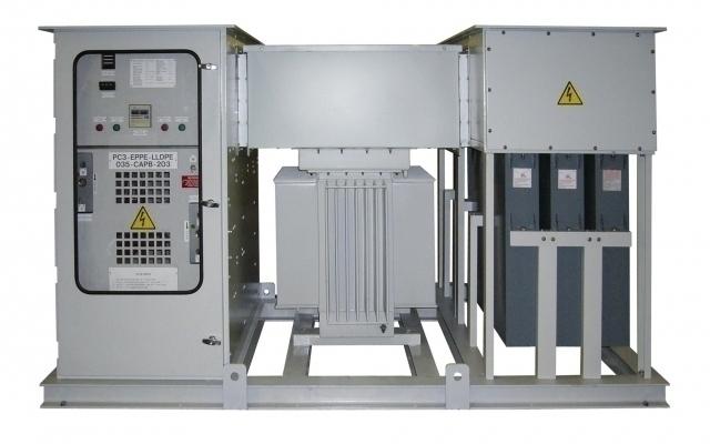 Ducati Energia - Power Factor Correction HV/MV