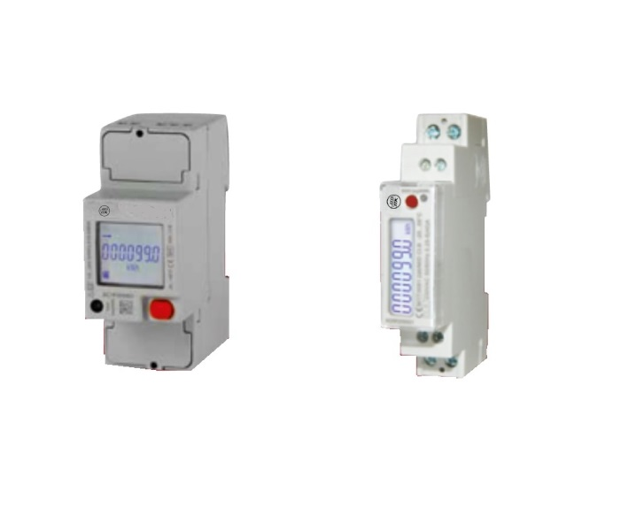 SINGLE-PHASE MID ENERGY COUNTERS DEConto-S40 and DEConto-S80