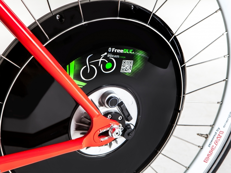 Ducati Energia Home